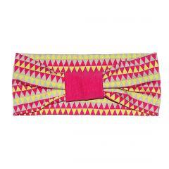 Яркая повязка для девочки, ПВ-9