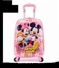 "Дитяча пластикова валіза ""Мінні і Міккі"", Disney"