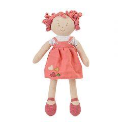 Плюшева лялька Лілі (рожева) BabyOno 1254
