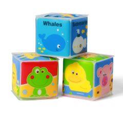 Набір розвиваючих кубиків BabyOno 894
