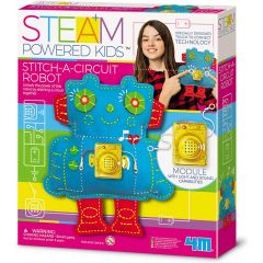 STEAM-набір 4M Зший робота, 00-04911