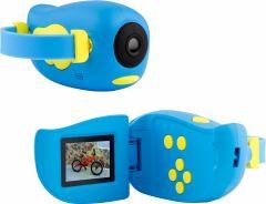 Дитяча цифрова фотоапарат - камера KIDS CAMERA, Блакитна