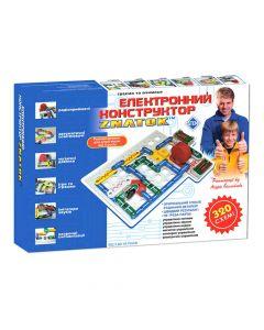 Конструктор - ZNATOK (320 схем), ЗНАТОК REW-K002