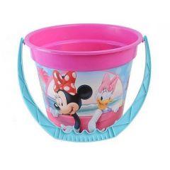 """Відро для піску """"Minnie Mouse"""" 3.4 л, Tigres 77816 (рожеве)"""