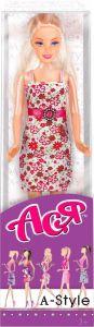 Лялька Ася з серії А-стиль, 35051