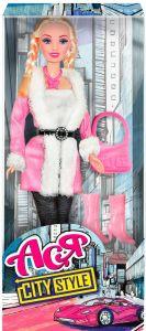 Набір лялька Ася з серії Міський стиль, 35069
