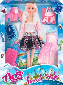 Набір лялька Ася з серії Подорож, 35088