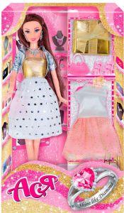 Набір лялька Ася з серії Сяй як діамант, 35098