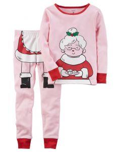 Рождественская трикотажная пижама