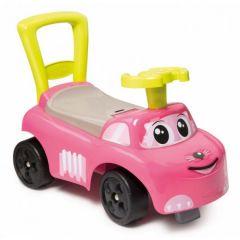 """Дитяча машинка-каталка (толокар) """"Рожевий котик"""", Smoby 720524"""