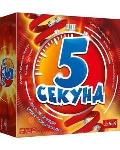 """Настільна гра """"5 Секунд"""" , Trefl 01811"""