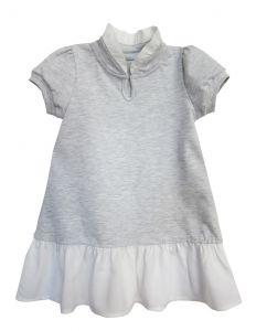 Стильне трикотажне плаття, 0892