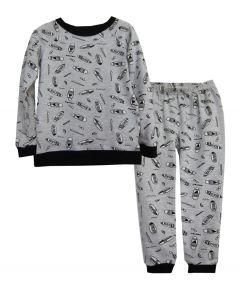 Трикотажная пижама для мальчика, 7790