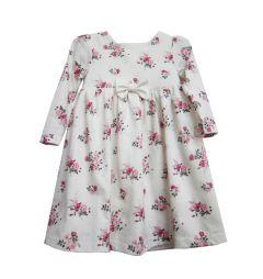Трикотажне плаття  для дівчинки 7803