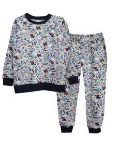 Трикотажна піжама для хлопчика, 7815