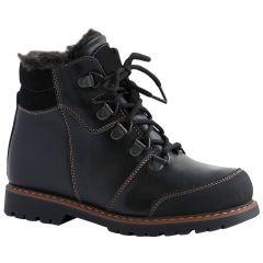 Ботинки для мальчика кожаные, 1318 Берегиня