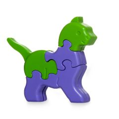 """Розвиваюча іграшка 3D пазли """"Котик"""", Tigres 39385"""