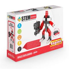 "Конструктор ""Дослідження космосу: Зевс"", Engino SH22"