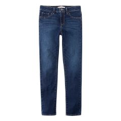 Джинси Super Skinny  для дівчинки , Levi's , 3E2702