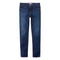 Джинси Super Skinny  для дівчинки , Levi's , 4E2702
