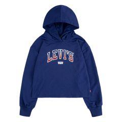Укорочене трикотажне худі для дівчинки від Levi's , 4EC988