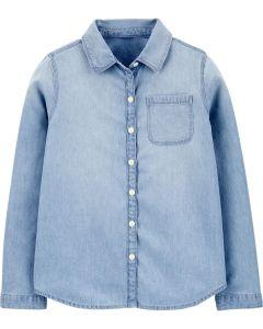 Джинсова сорочка для дитини