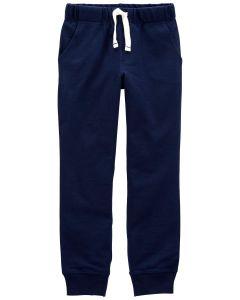 Спортивные штаны внутри с легкой махровой нитью