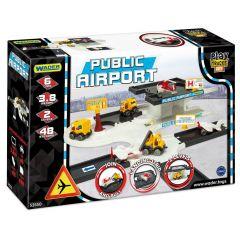 Ігровий набір Play Tracks Cit -аеропорт Wader 53550