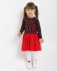 Яскрава сукня для дівчинки 7702
