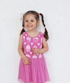 Красива сукня для дівчинки, 7723