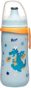 "Пляшка-поїлка ""Kids Cup"" 330 мл., Nip 35051"