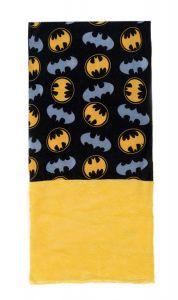 """Шарф- снуд для дитини """"Batman"""", Bat 52 41 261 20 (жовтий)"""