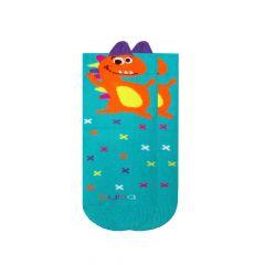 Шкарпетки з махровою ниткою (морська хвиля), Duna, 4048