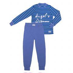 Трикотажная пижама для мальчика, П-003/П-002