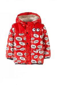Тепла куртка на флісовій підкладці, 5A3503