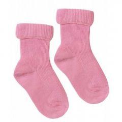 Трикотажні шкарпетки для дитини (рожеві), Duna, 4105
