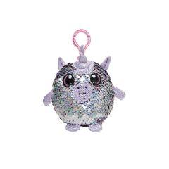 М'яка іграшка з паєтками - МРІЙЛИВИЙ ЄДИНОРІГ (9 см.), SHIMMEEZ  SH01052U