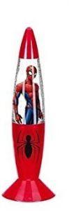 """Оригінальний нічник """"SPIDERMAN""""-18см.(червоний), Disney LQ2050"""