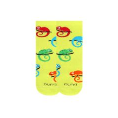 Трикотажні шкарпетки для дитини (салатові), Duna, 4209