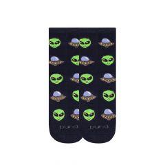 Трикотажні шкарпетки для дитини (темно-сині), Duna, 4273