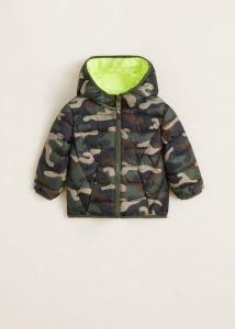 Двостороння курточка для хлопчика