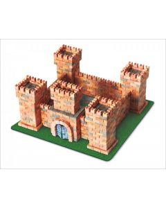 "Конструктор з міні-цеглинок ""Замок дракона"", Wise Elk 70385"