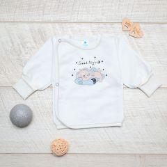 Трикотажна льоля для малюка (зайчик), 2013201