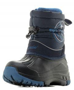 Теплі чоботи Reima 769113-6960 Темно-синій