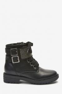 Стильні черевики для дівчинки від Next