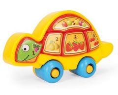 """Іграшка розвиваюча """"Черепаха-Розумаха"""" 8 ел.(жовта), Tigres 39201"""