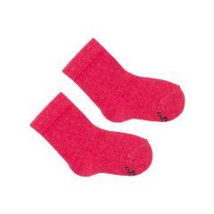 Трикотажні шкарпетки для дитини (малинові), Duna, 471