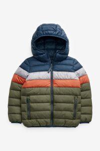 Тепла дута куртка для хлопчика від Next