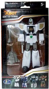"""Робот - """"Могутня сила"""" (білий), X-BOT 9611-AR"""