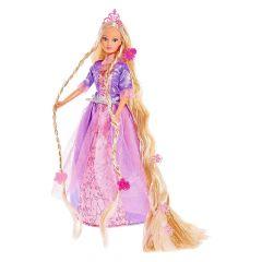 """Лялька Штеффі """"Чарівна принцеса"""" (фіолетова сукня), Steffi Love 105738831"""